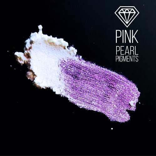 "CraftPigments Pearl ""Pink"", розовый 25мл"