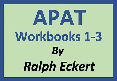 APAT-Workbooks 1-3