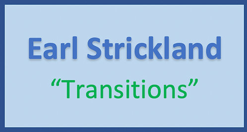Earl Strickland - Transitions