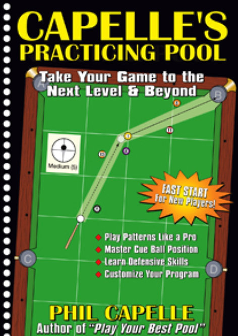 Practicing Pool by Phil Capelle
