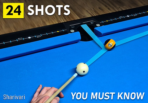 24 Shots You Must Know by Sharivari