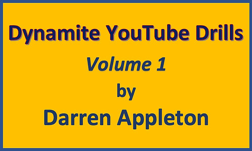 Darren Appleton's YouTube Drills Vol. 1