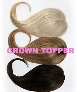 Hidden Crown Topper