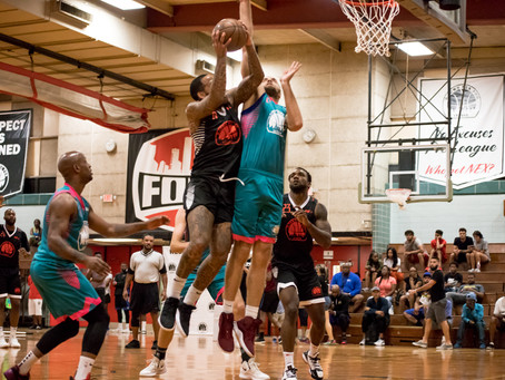 Danuel House Dominates the Game