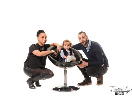 Une jolie famille