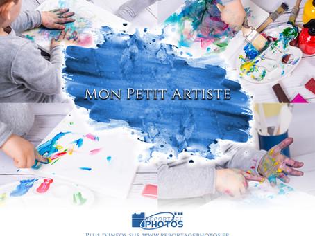 """Mon petit Artiste"""