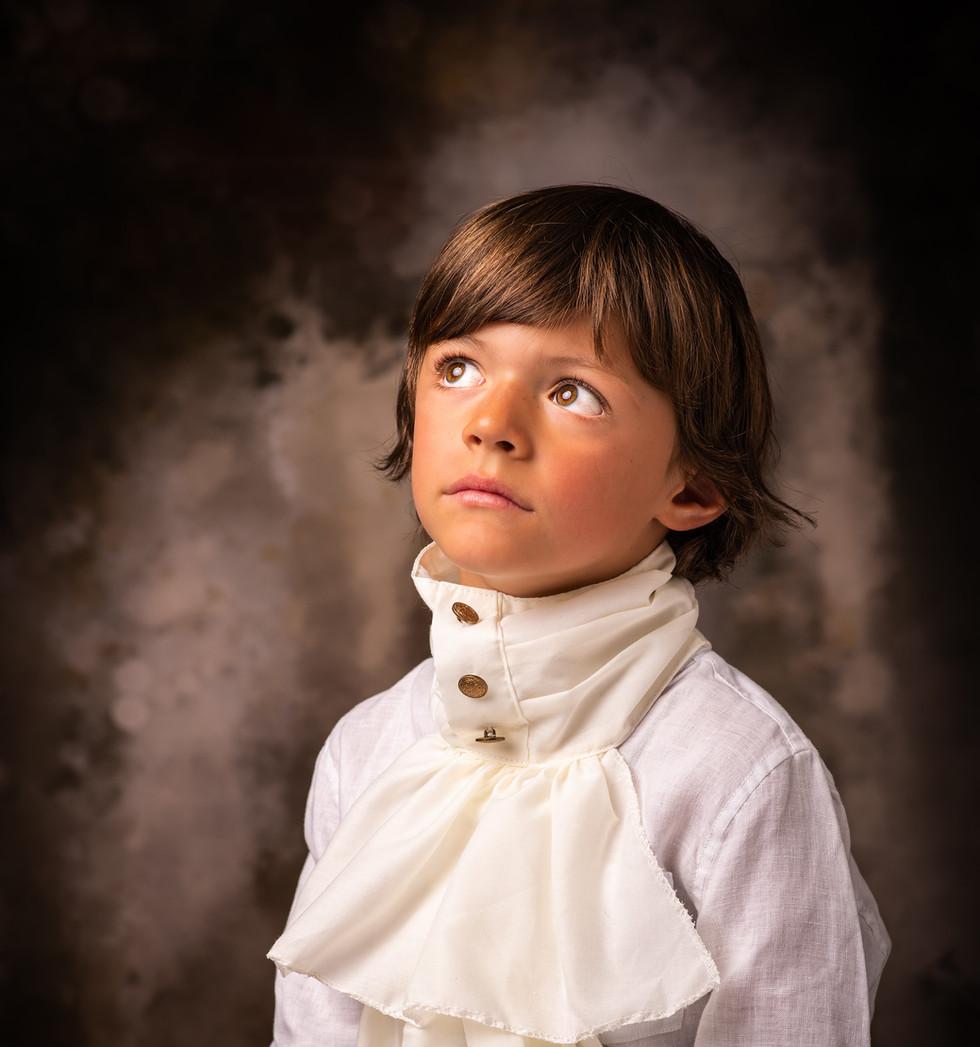 Portrait enfant Fineart