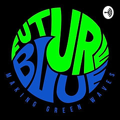 Future Blue Podcast Logo