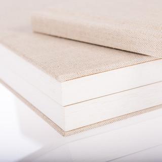 Box en bois blanc