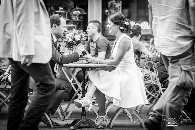 Mariage à Nice