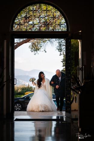 Mariage à Roquebrune Cap Martin