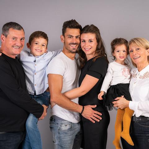 Séance famille à Nice