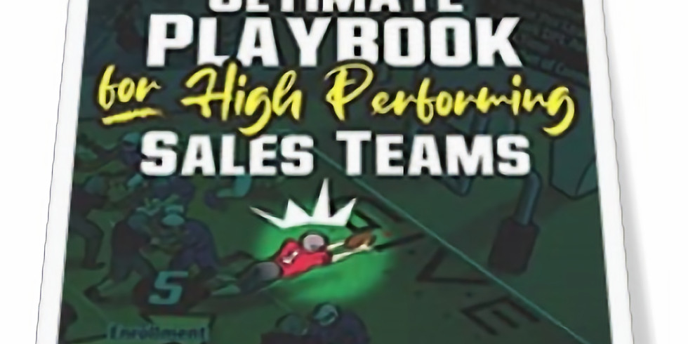 Monthly Book Club : Sales Performance Enablement
