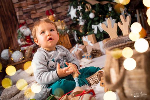 Séance de Noël à Nice