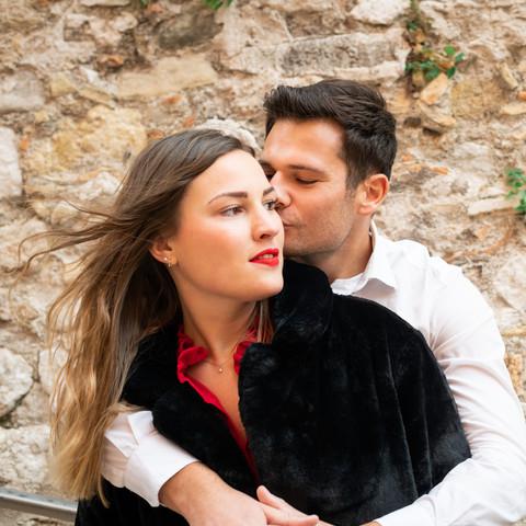 Séance Couple dans le Vieux Nice