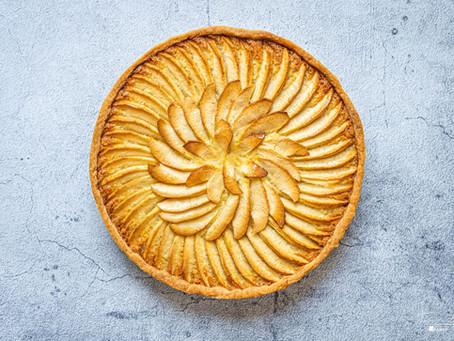 Recette de la Tarte aux Pommes Amandes