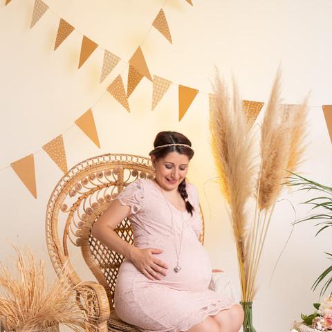 Séance grossesse à Nice