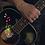 Thumbnail: Bague noire pour homme