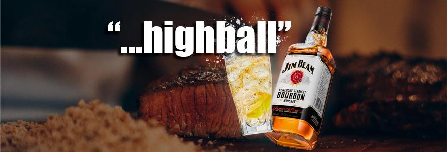 Churrasco com Highball
