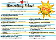 DPIE Summer Offerings