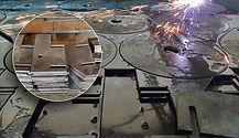 Elemento Vazado em inox