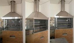 Coifa,Coifa inox, instalação coifa, como instalar uma coifae coifa de 90cm... Gunther Metaller  em  Porto Velho -  Rondônia ... coifas para cozinhas residenciais e industriais