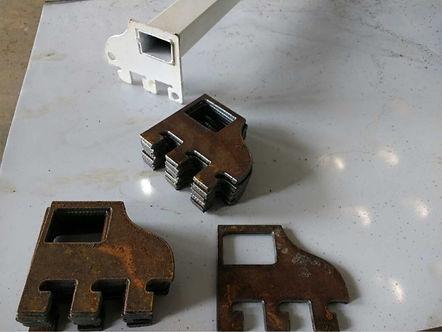 Corte de ferro em Porto Velho