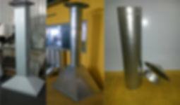 Coifa inox, coifa de galvanizado, chaminé galvanizado com chapéu chines ....Produzimos coifas alumínio, coifa de ferro, chaminé, dutos, exaustores...Gunther Metaller  em  Porto Velho -  Rondônia ...produzimos coifas customizadas em inox, alumínio, galvanizado e ferro... coifas para cozinhas residenciais e industriais...WhatsApp (68) 9 9229-0242 ...WhatsApp(69) 9 9258 3443