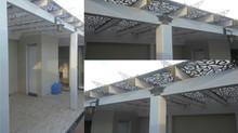 Serralheria Artística e a utilizaçãodos elementos vazados em metais