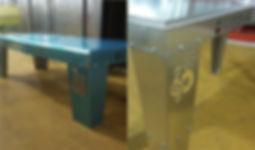 Fornecedor de mesas...alumínio, inox, ferro, gavanizado... na Gunther Metaller  em  Porto Velho -  Rondônia ...WhatsApp (68) 9 9229-0242 . (69) 9 9258 3443