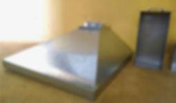 Coifa galvanizada para Churrasqueira, coifa sob medida você compra na Metaller  em  Porto Velho -  Rondônia ...WhatsApp(69) 9 9258 3443