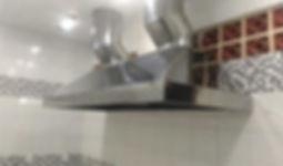 Coifa  inox, coifa industrial de parede e de ilha, fabricada em inox brilhoso 430...filtro removível de facil limpeza, comprar coifa na Metaller  em  Porto Velho -  Rondônia ...WhatsApp(69) 9 9258 3443