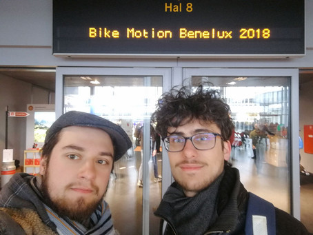 Bike Motion Benelux in Utrecht