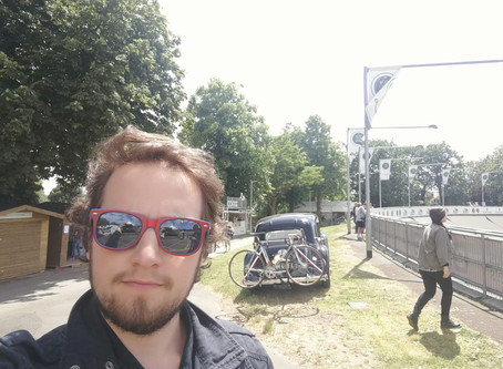 World cycling revival - London