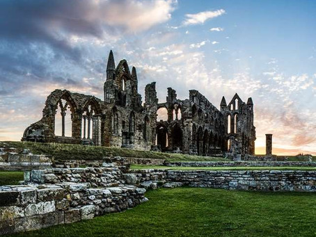 Reflections on Whitby Abbey