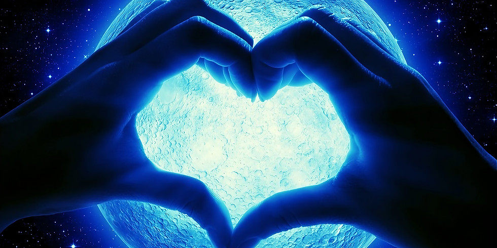 Super Full Moon Meditation, Sound Healing, Labyrinth Walk, & Fire Release