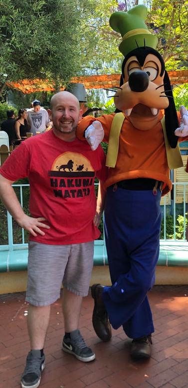 Goofy - Disneyland