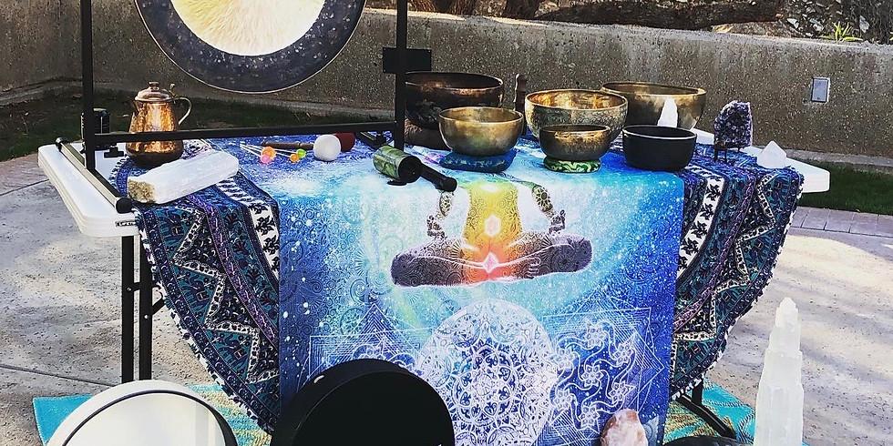 Sound Healing & Grounding Meditation Experience