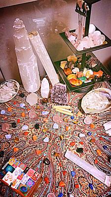 Healing Crystal Classes