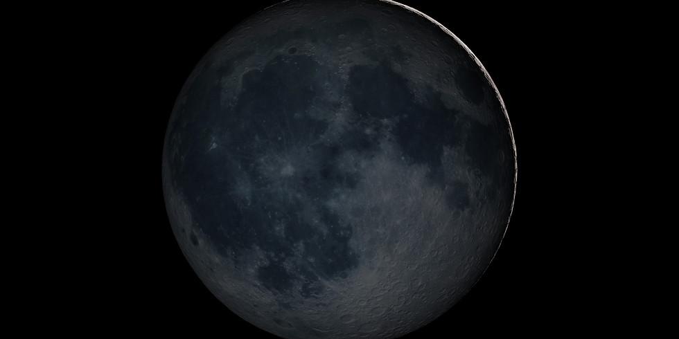 New Moon Intentions Meditation