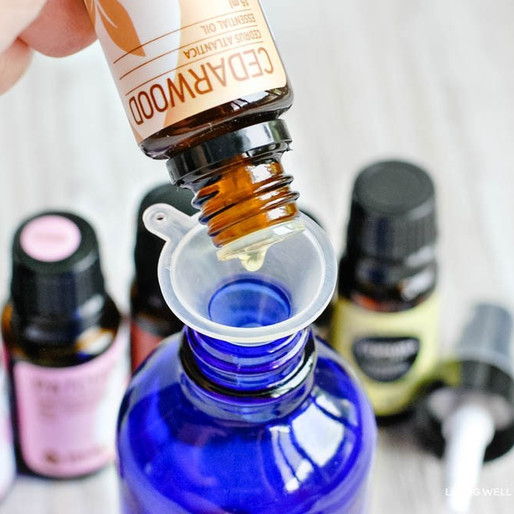 Assist with Deep Sleep, Calmness, and Overall Relaxation - Essential Oil Spray - Sleep