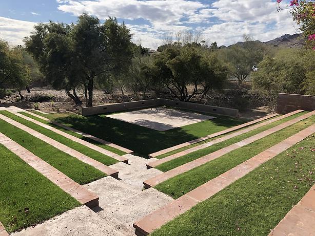Sound Healing Amphitheatre