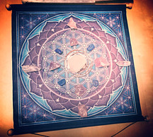 Crystal Grids Practice
