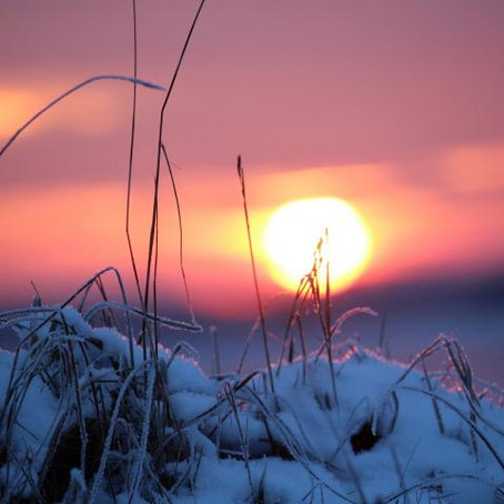 Winter Solstice Ignites the Chase of Darkness - December 22, 2019