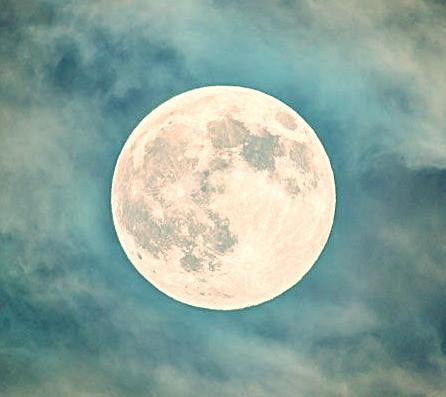 Full Moon in Sagittarius - May 29, 2018
