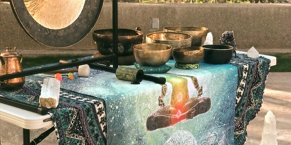 Sound Healing Experience