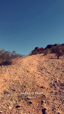 Papago Park Hike