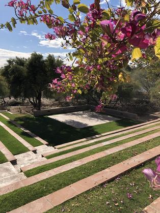 Meditation Amphitheatre