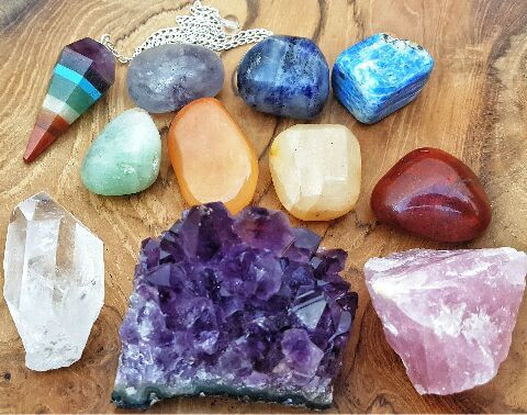 Healing Crystals: Gifts from Gaia