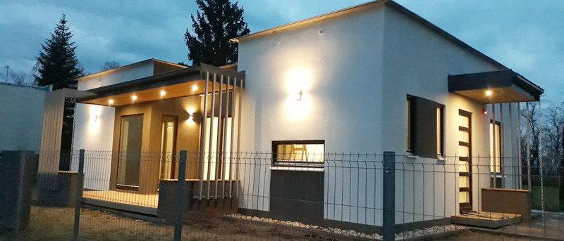 SI-77 Neubau - Luxuriöses, modernes Wohnhaus, 3 Min. vom See...